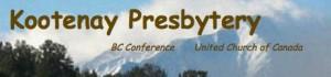 Kootenay Presbytery